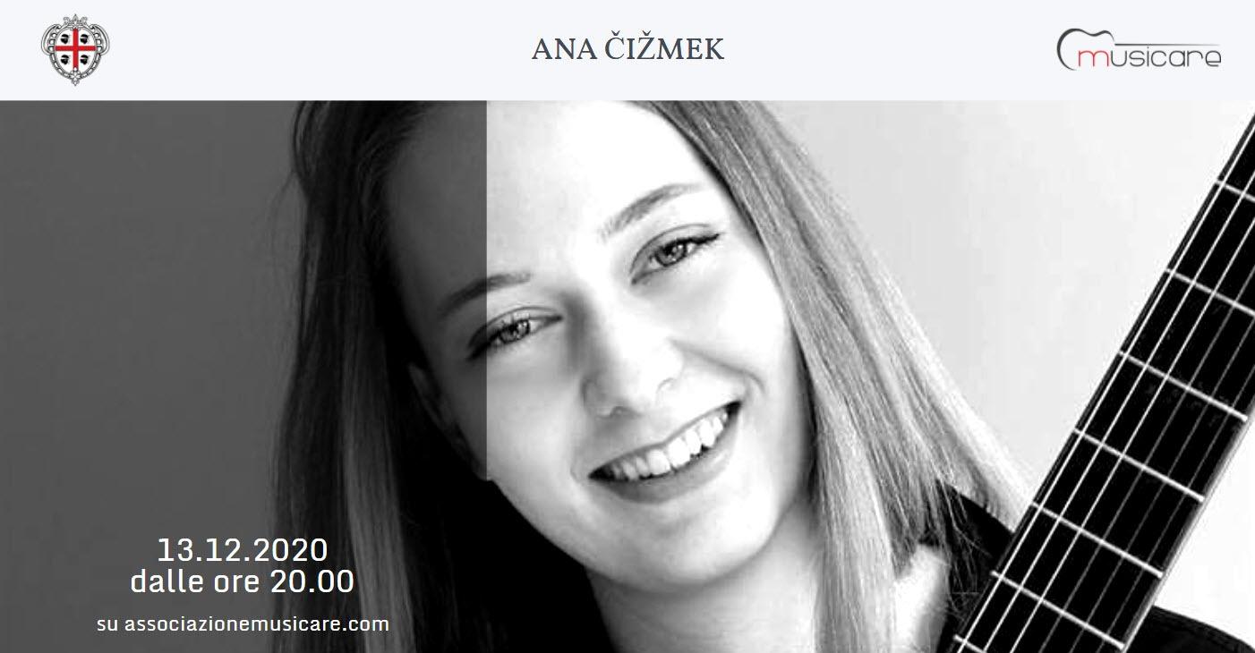 ANA CIZMEK MUSICARE 2020