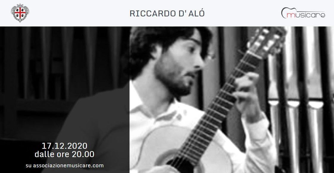 RICCARDO DALO MUSICARE 2020